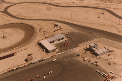 Bondurant-1990-Construction