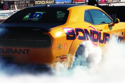 Bondurant Drag Racing 1