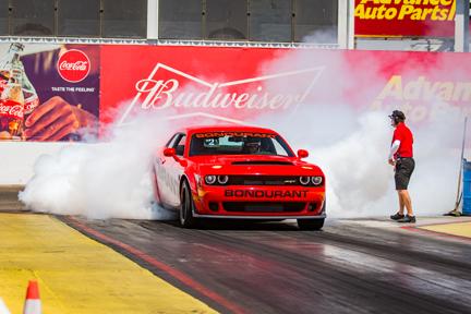 Bondurant Drag Racing 2