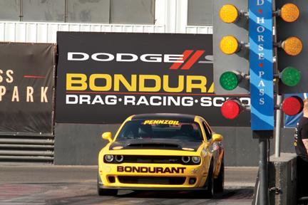 Bondurant Drag Racing 3