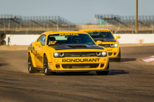 Bondurant High Performance Driving 3