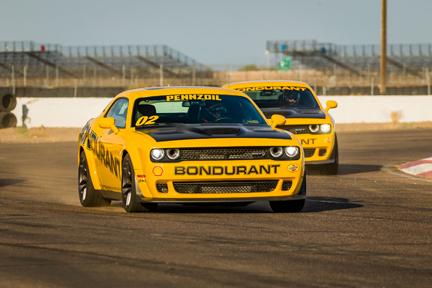 Bondurant High Performance Driving 3