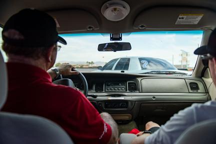 Bondurant Military and Executive Driving