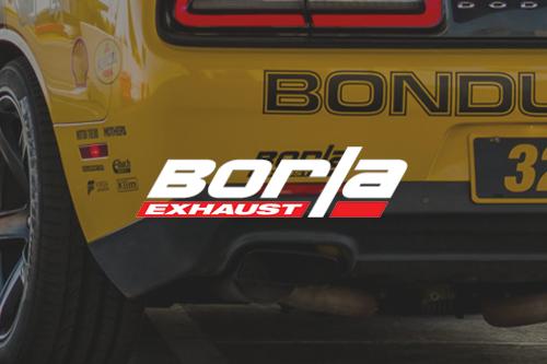Borla-Exhaust