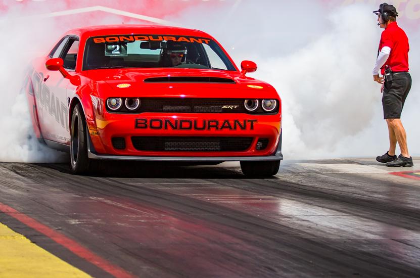 Bondurant Drag Racing Program News