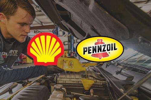 Shell-Pennzoil