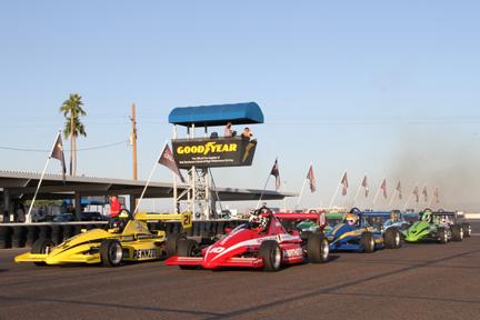 Bondurant Advanced Formula Road Racing