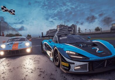 Barnicoat Seals Victory With A Photo Finish In The E-sports  GT Series