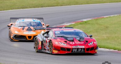 GT Cup Returns At Sunny Snetterton