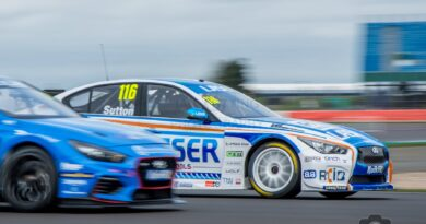 BTCC Returns With Thrilling Opener At Donington Park