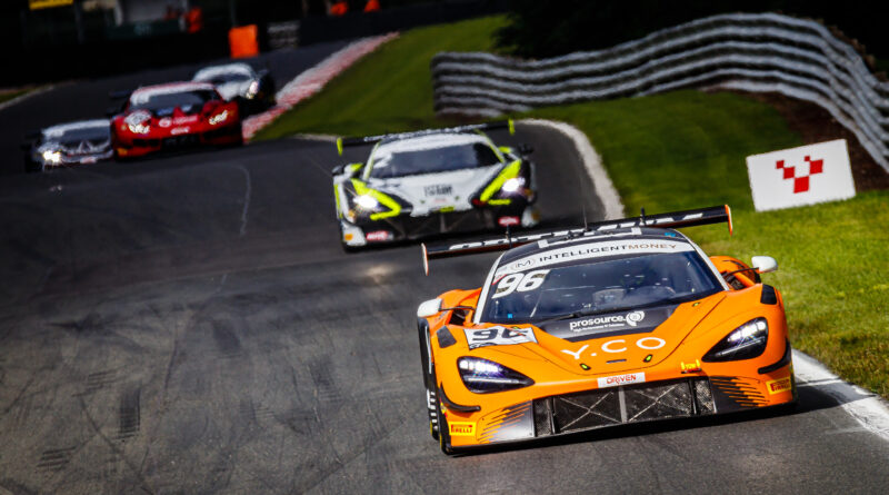 British GT Oulton Park Weekend Gallery