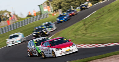 Praga Domination as Britcar Visits Oulton Park