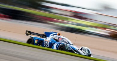Britcar Silverstone International Gallery