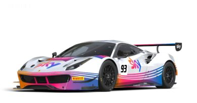 Sky Tempesta Racing returns to defend its GT World Challenge Europe titles