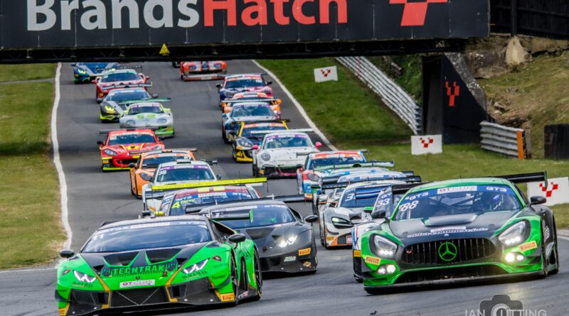 GT Cup Produced Brands Hatch Battles