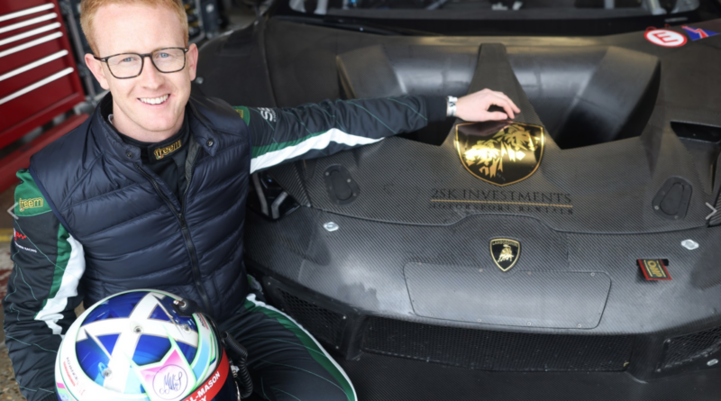 Wylie And Khera To Compete In The British GT Championship
