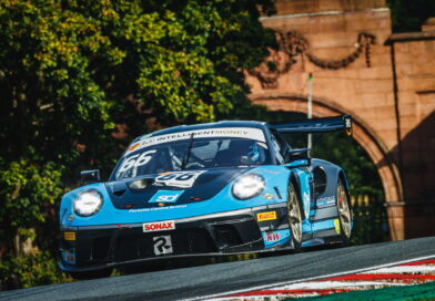 British GT Championship Oulton Park Weekend Gallery