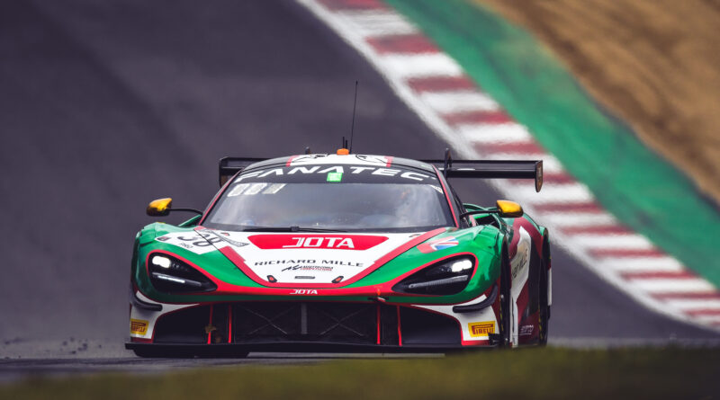 Wilkinson and JOTA forced to withdraw from Nurburgring Endurance Due to Injury