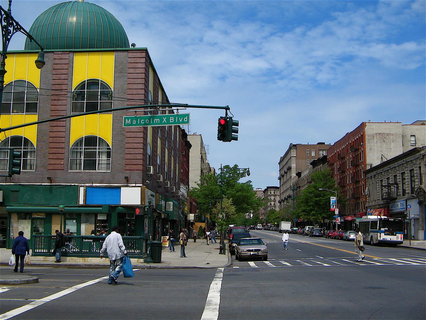 New York, Harlem, 2005