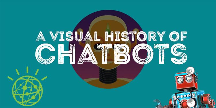 A Visual History Of Chatbots