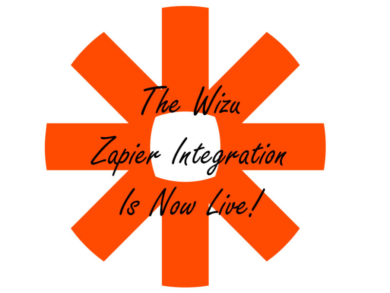 The Wizu Zapier Integration Is Now Live
