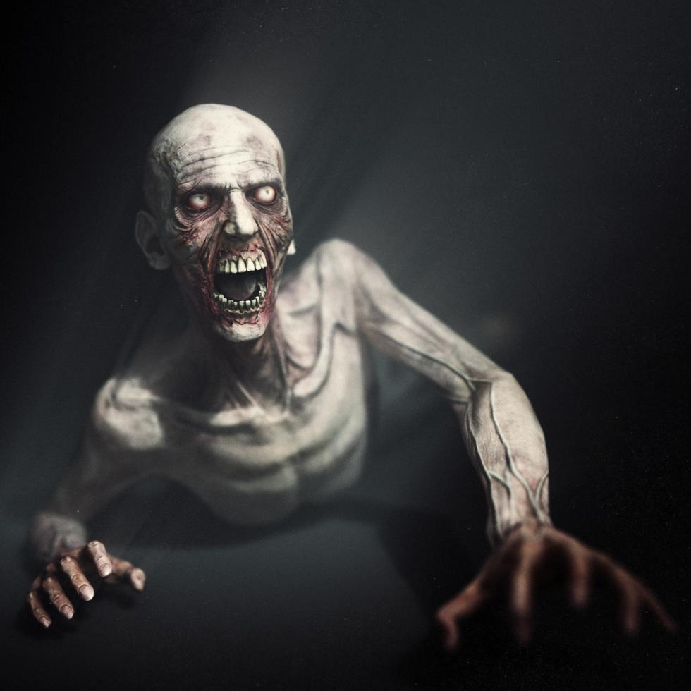 Andor Kollar Crawling Zombie