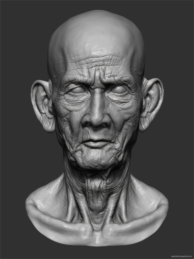 Andor-Kollar_Cambodian-Head_3