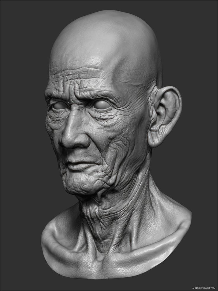 Andor-Kollar_Cambodian-Head_8