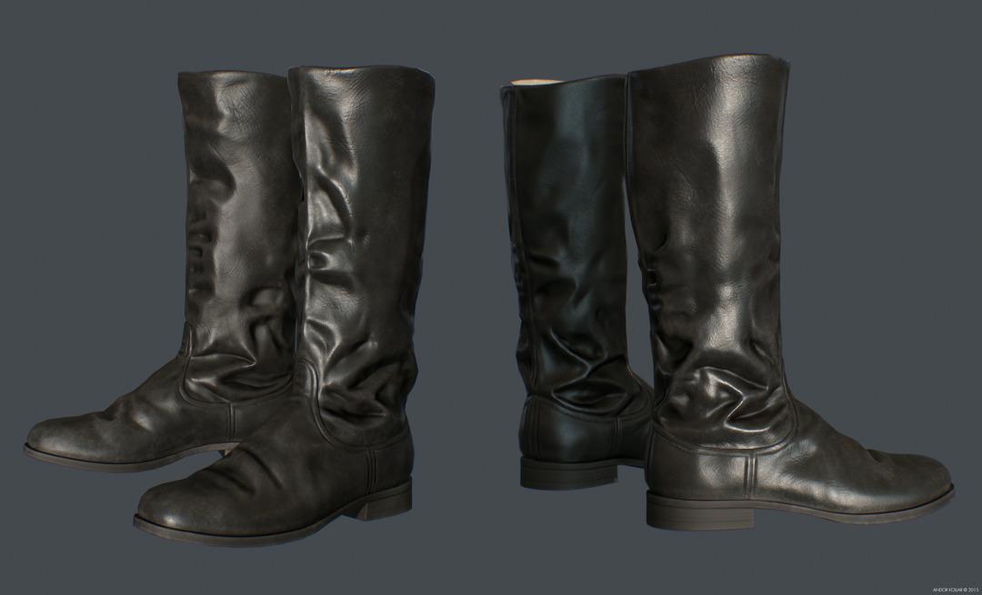 Andor-Kollar_Soviet-Boot