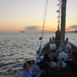 Sunset Cruise on the Tagus River