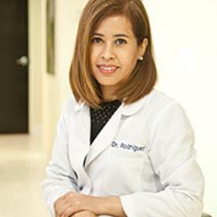 Portrait of Dr. Andrea B. Rodriguez