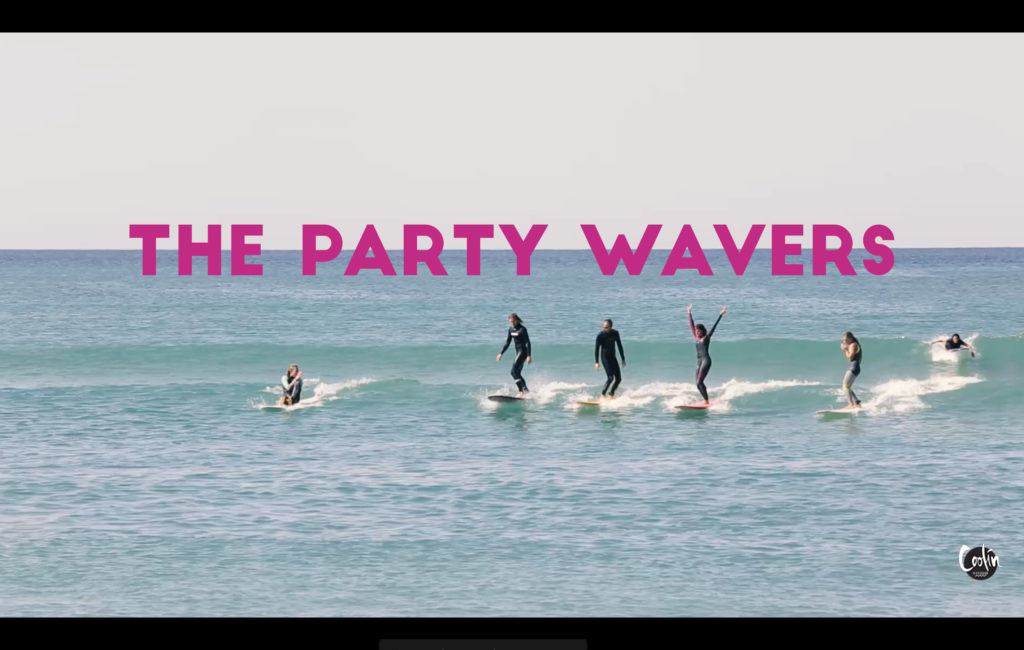 PARTY WAVERS