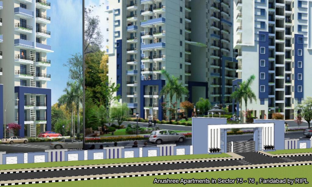 Anushree Apartments