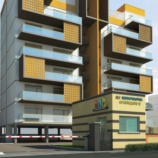SLF Indraprastha Apartments
