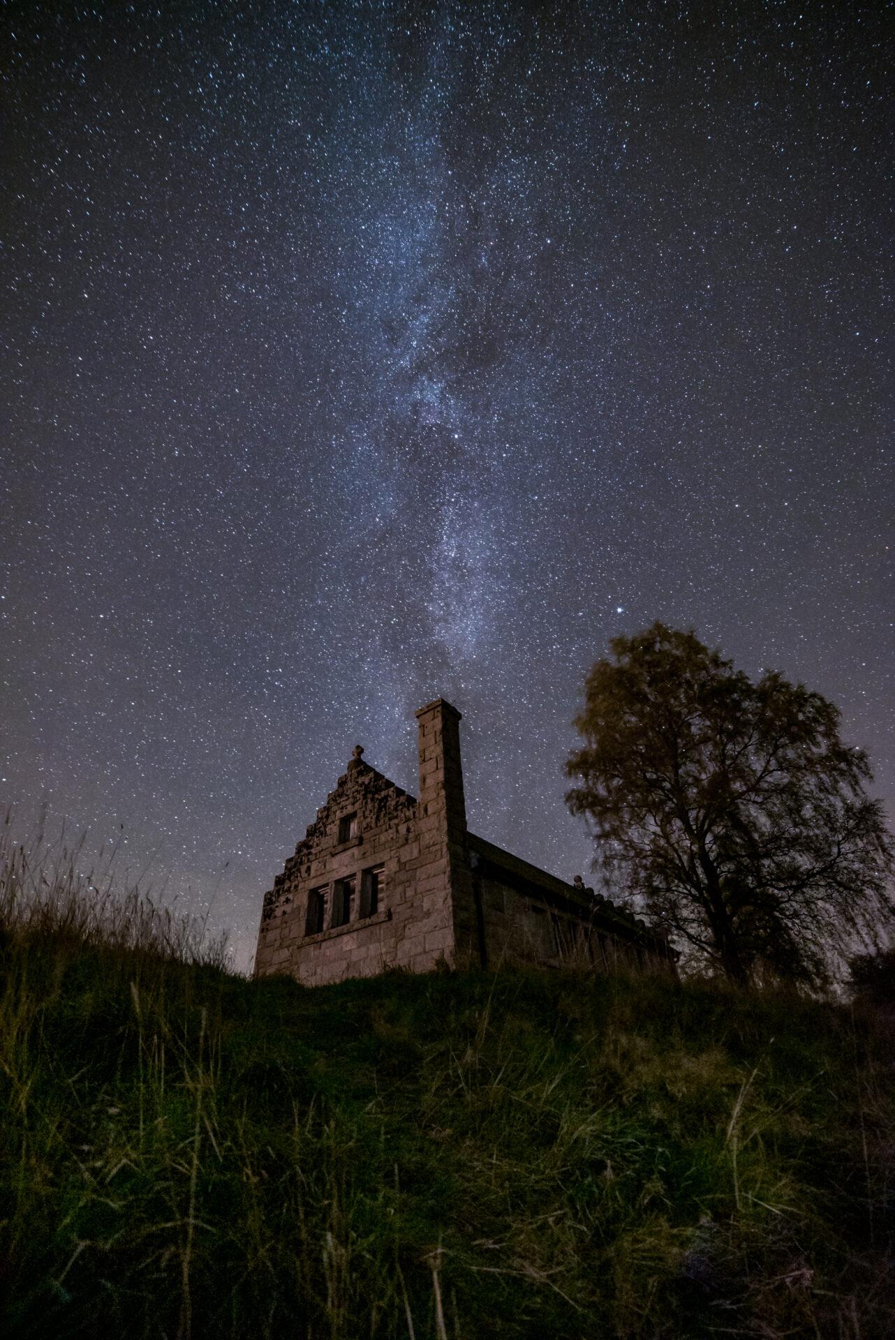 Meikle Kinord Milky Way