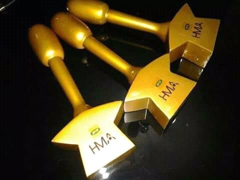 Full list of winners at 6th HiPipo music awards.