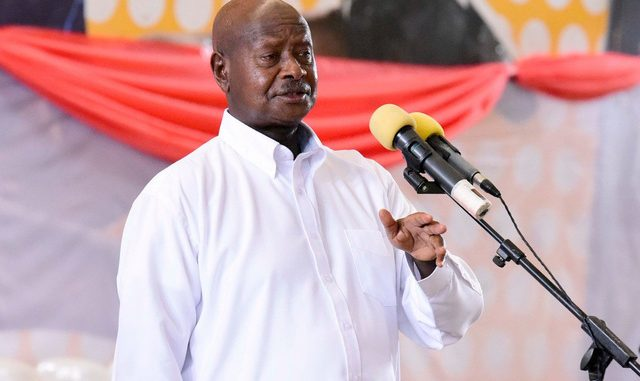 Museveni: Crime preventers are part of the UPDF army.