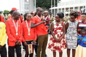 Urban excitement; Uganda boxers go missing at Commonwealth games