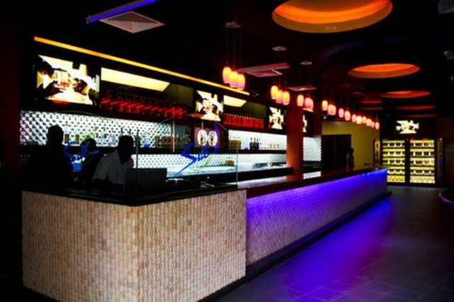 Liquid Silk, The Home Of Beautiful Live Music, Best Dishes & Classy Wines;