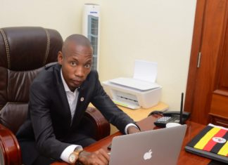 Tycoon Bryan White promises to give aid to Arua people