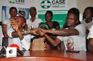 Sheikh Muzaata begs Bryan White to support him financially