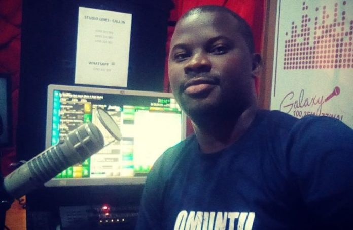 Kyamagero quits Galaxy FM 100.2, set to join NTV Uganda