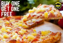 Urban Pizza Excites Makerere Campusers With The Best Pizza