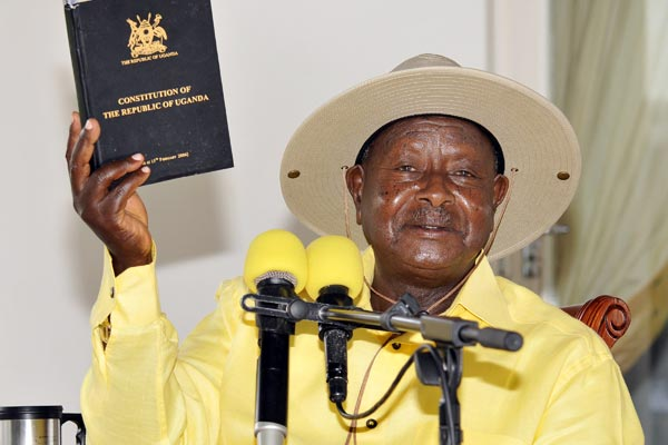 Age Limit: Court rules in favor of President Museveni
