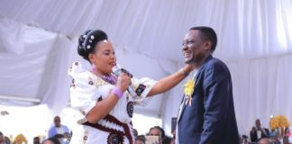 Judith Babirye introduces lover and MP Paul Musoke Ssebulime