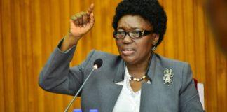 Speaker Rebecca Kadaga to give final rule on social media and mobile money tax