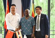 Uganda gets culture park in China
