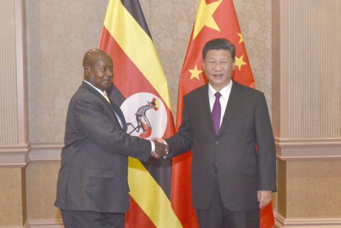 President Museveni meets president Xi Jinping to discuss infrastructure development in Uganda