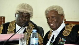 Bobi Wine Praises Justice Kenneth Kakuru on his age limit decision