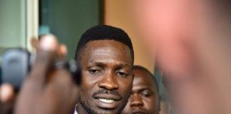 UYD youths want Bobi Wine released